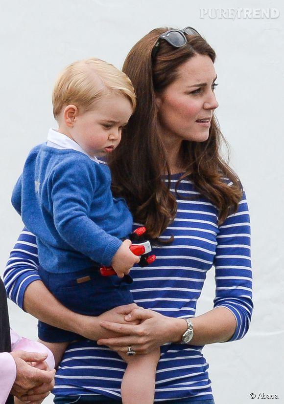 Kate Middleton sait toujours ce qu'elle recherche comme vêtements pour ses enfants.