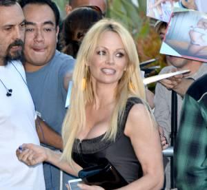 Pamela Anderson : décolleté d'enfer pour la bonne cause