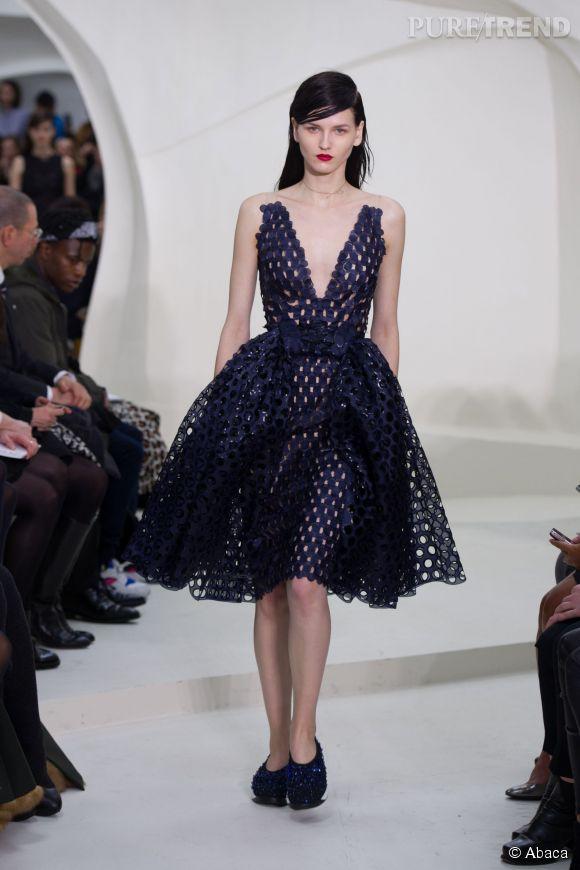 Depuis 2012, le créateur belge Raf Simons est à la tête de la maison Dior.