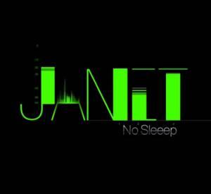 """""""No Sleeep"""", le premier titre de Janet Jackson en 7 ans."""