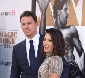 Jenna Dewan vole la vedette à son époux.