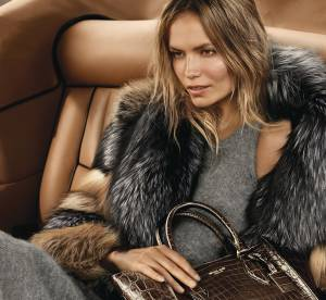 Natasha Poly, la sublime blonde de Michael Kors