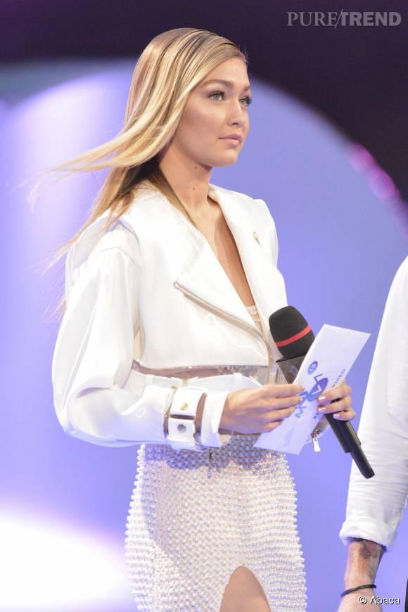 Gigi Hadid, l'un des tops les plus en vue du moment.