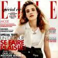 Natalia Vodianova en couverture du magazine  ELLE  de la semaine du 7 août 2015.