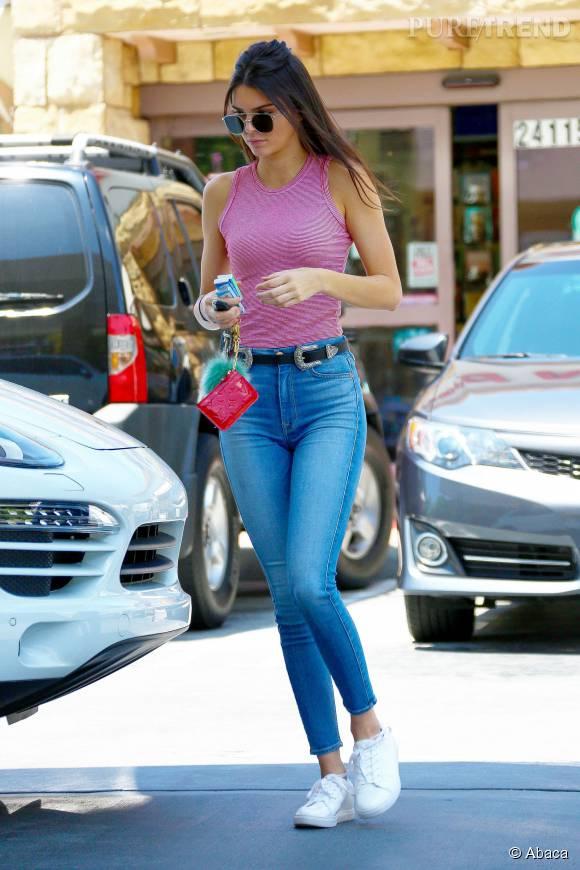 Kendall Jenner, mannequin le plus populaire du moment.