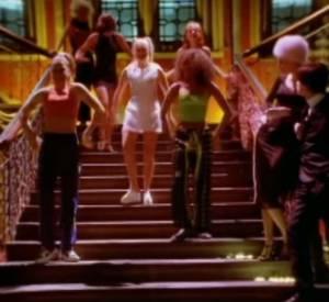 """Wannabe"", premier single des Spice Girls. Et gros carton."