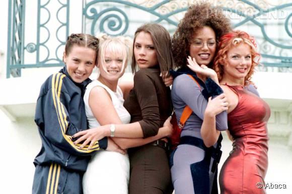 Les Spice Girls, ici en 1997, sont de retour en 2016 avec une tournée exceptionnelle.