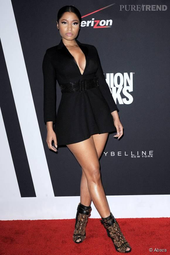 Nicki Minaj serait enceinte de son premier enfant.