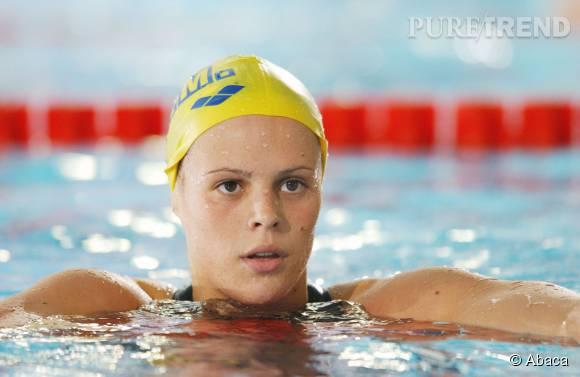 Laure Manaudou, après un rejet du sport, la voilà consultante pour France Télévisions.