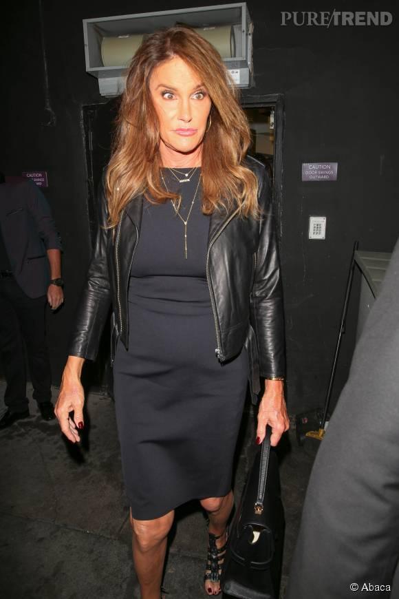 Caitlyn Jenner s'est rendue ce week-end à l'anniversaire de sa fille, Kylie.