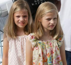 Letizia d'Espagne : les princesses Leonor et Sofia, de plus en plus belles !