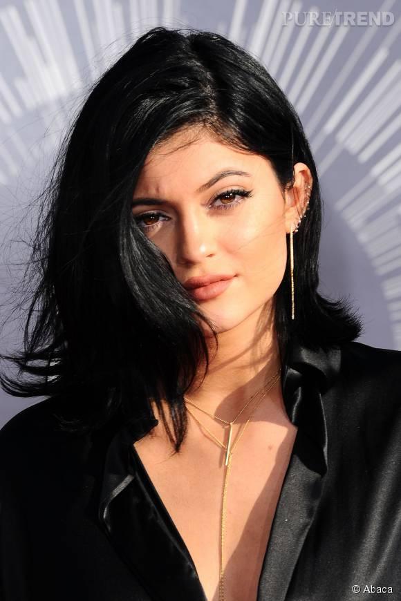Kylie Jenner fêtait ses 18 ans hier.