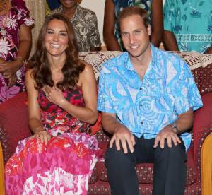 "Kate Middleton sans maquillage et William en tongs : leurs vacances ""normales"""