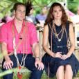 """Kate et William seraient extrêmement  """"agréables"""" , d'après le couple qui les a rencontrés."""