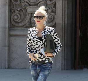 Gwen Stefani, rock mais féminine pour l'église... À copier !