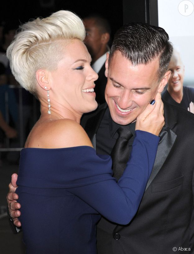 Pink et Carey Hart, un couple super uni !