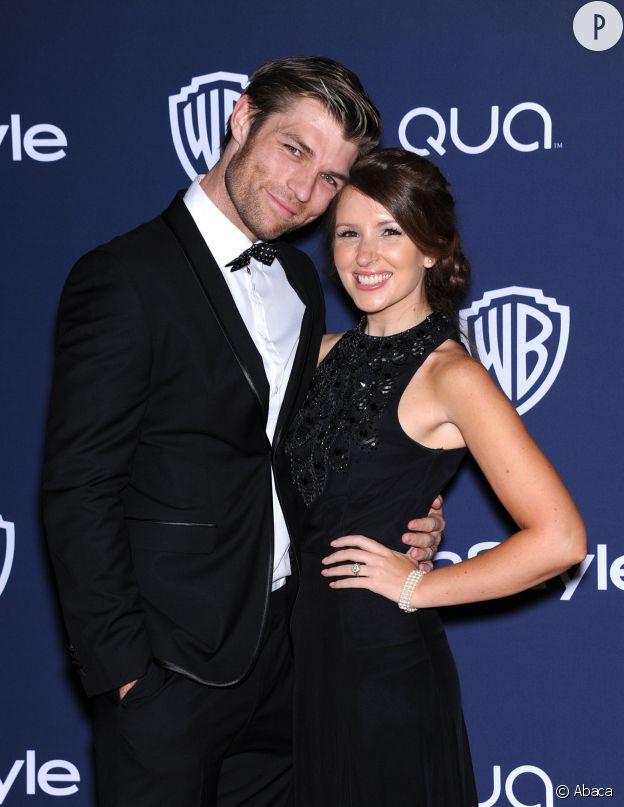 Liam McIntyre et Erin McIntyre.