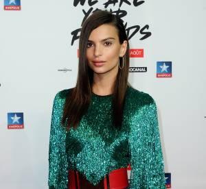 Emily Ratajkowski : disco queen sexy, la bombe enflamme Lille !