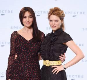 Monica Bellucci et Léa Seydoux : les nouvelles images des James Bond Girls