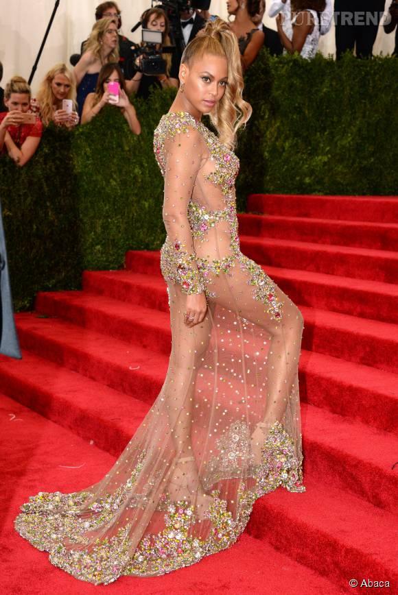Beyoncé, divine en une du  Vogue US .