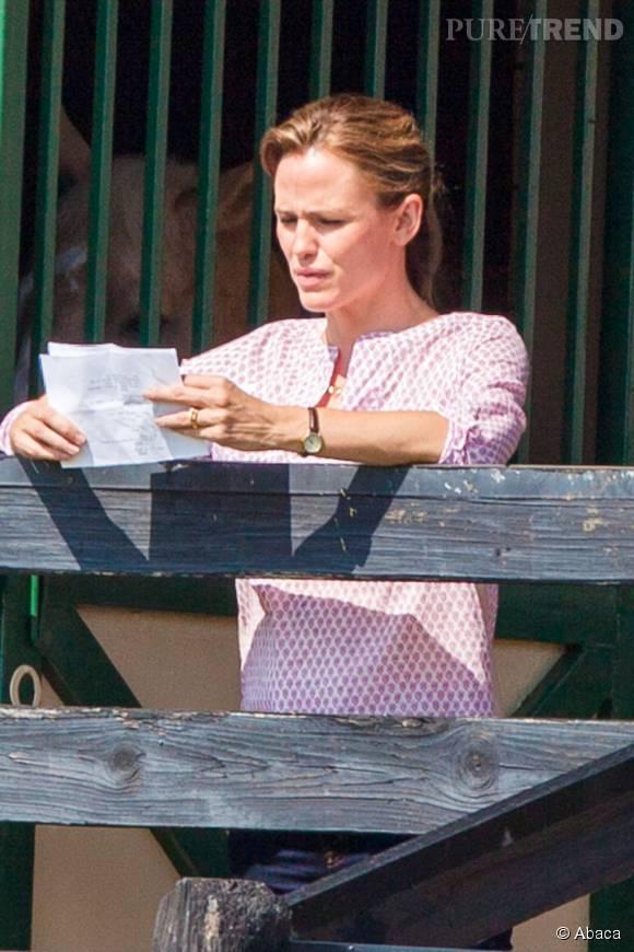 Jennifer se noie dans le travail pour oublier sa séparation avec Ben Affleck.