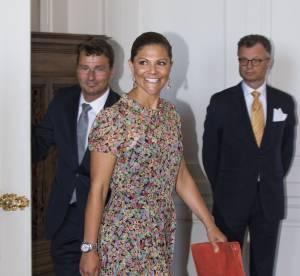 Princesse Victoria de Suède : craquante en robe estivale !