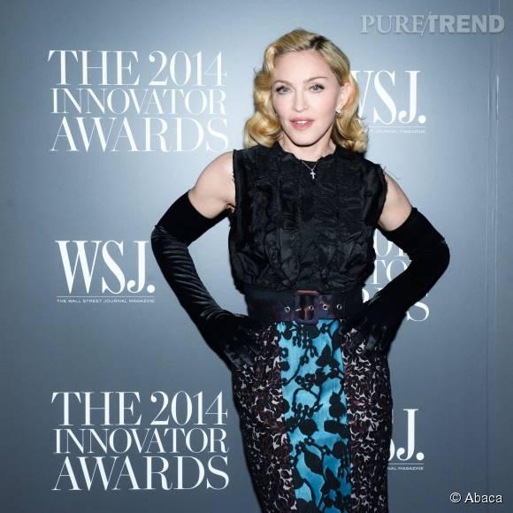 Madonna fêtait ses 57 ans ce week-end.