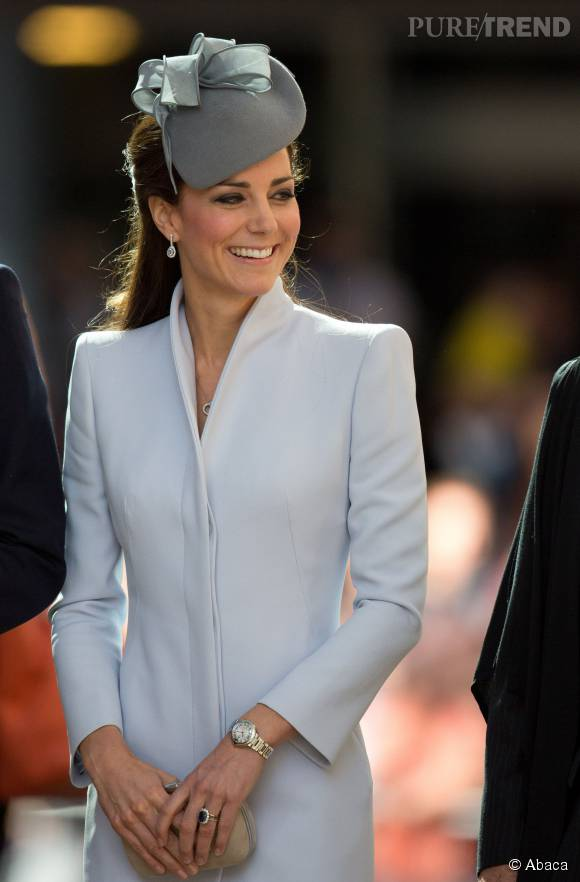 Kate Middleton a abandonné le prince William ce week-end.