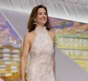 Carole Bouquet : les plus beaux tapis rouge de l'icône de l'élégance française