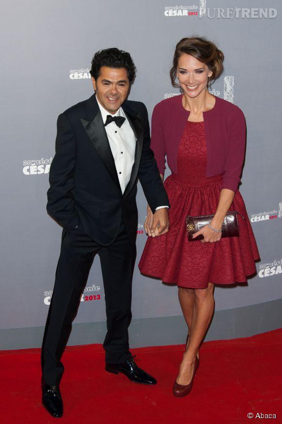 Glamour sur tapis rouge, le couple prône la discrétion au quotidien.
