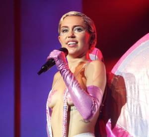 Miley Cyrus : nue entre les jambes d'un homme sur Instagram !