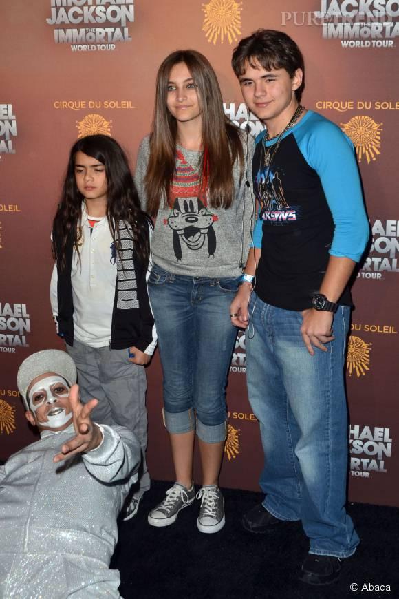Les trois enfants du King Of Pop dépenseraient 4 millions d'euros en une année.