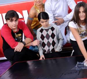 Les enfants de Michael Jackson ne se privent pas.