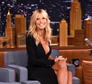 Heidi Klum : 3 looks sexy en un jour pour faire taire les critiques !
