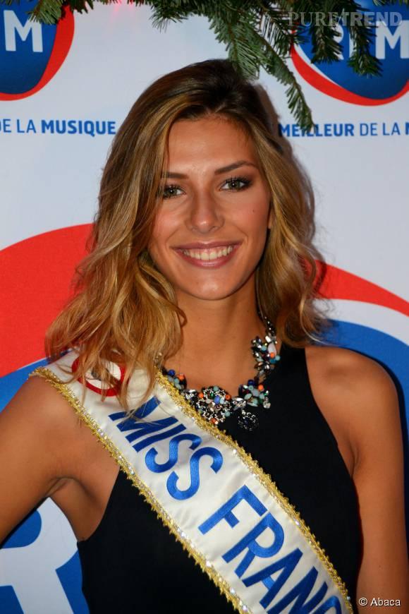 Camille Cerf, une Miss France heureuse en amour.