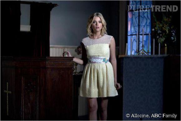 """Ashley Benson est particulièrement connue pour le rôle d'Hanna dans """"Pretty Little Liars""""."""