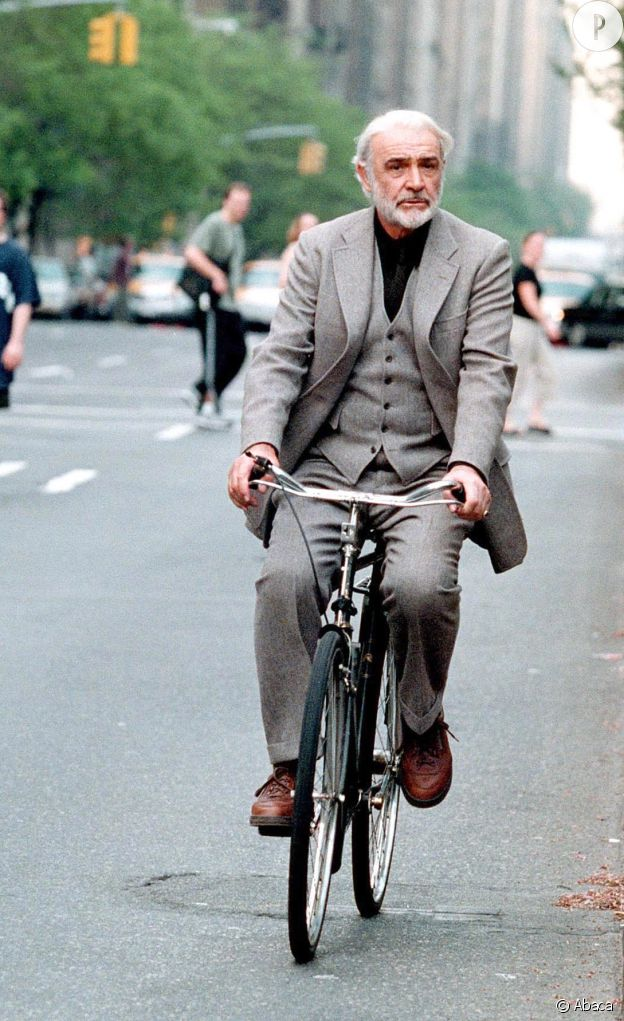 Sean Connery en 2000 à New York.
