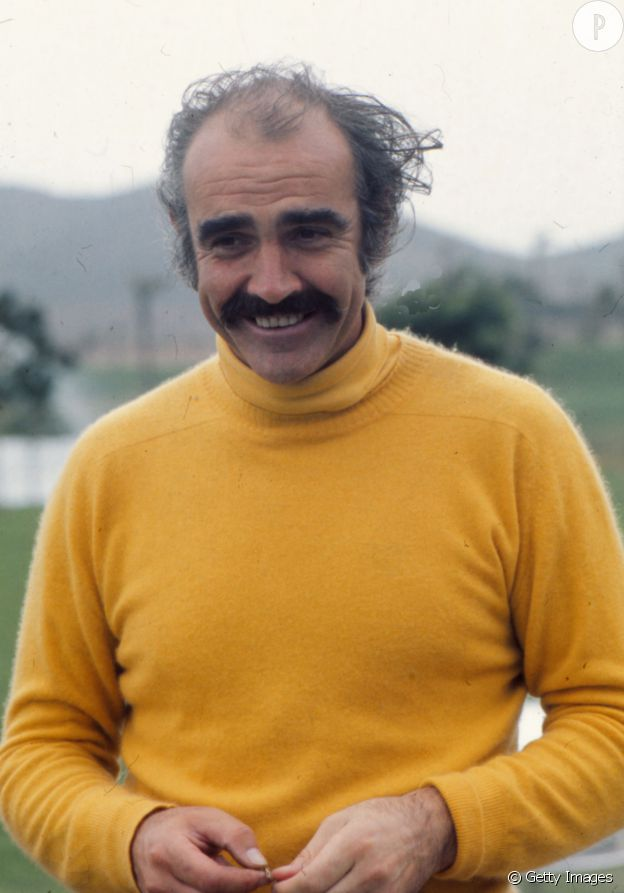 Sean Connery en 1973.