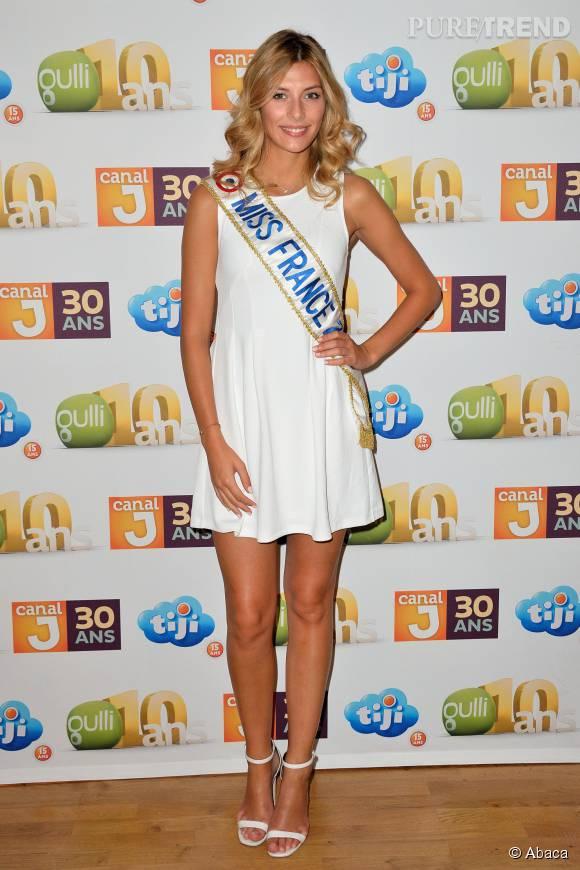 Camille Cerf assistera dès le mois de septembre aux élections des Miss régionales.