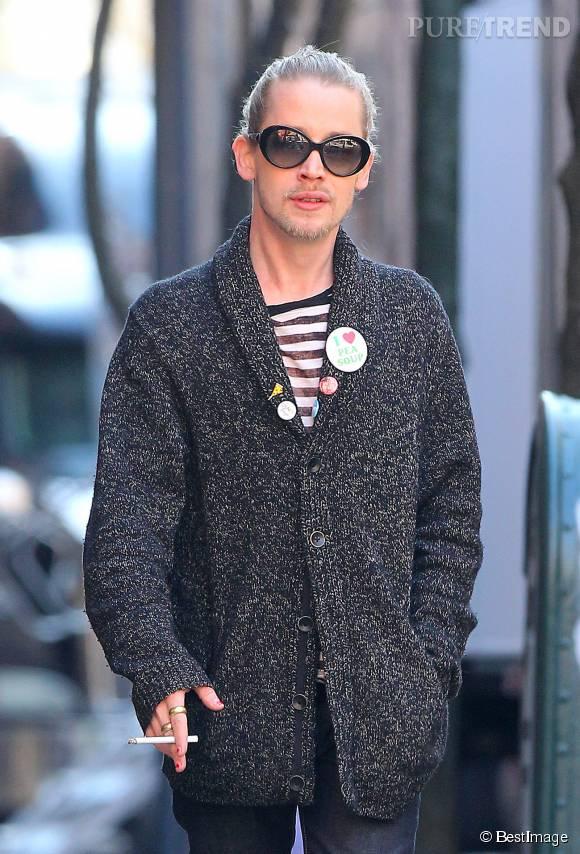 Macaulay Culkin a 35 ans aujourd'hui.