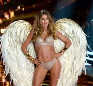 Doutzen Kroes : les photos non retouchées de sa campagne pour Victoria's Secret