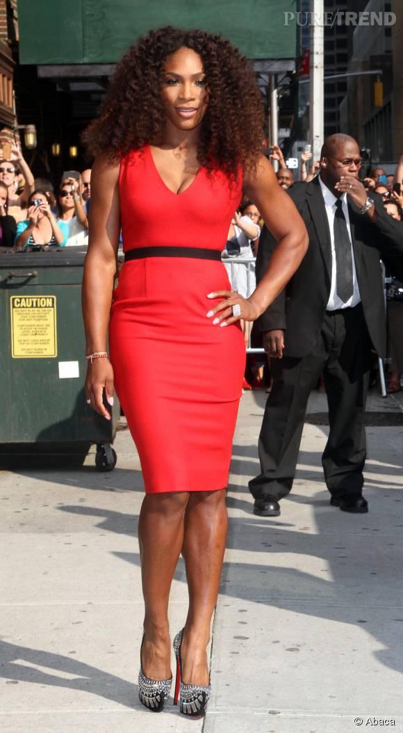 Serena Williams, toujours plus sexy sur Instagram.