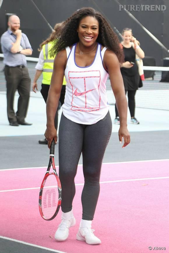 Serena Williams, victime de critiques sexistes, elle fait un pied de nez à ses détracteurs en dévoilant tout son sex-appeal.