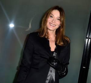 Carla Bruni est toujours égérie Bulgari.