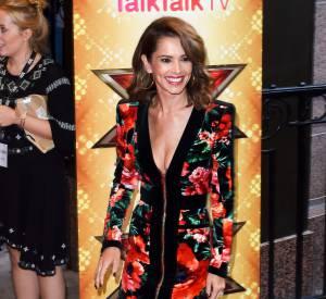 Cheryl Cole, de retour pour une nouvelle saison dans l'émission X-Factor.