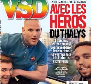 La couverture du magazine dans lequel se confie Rachida Dati.