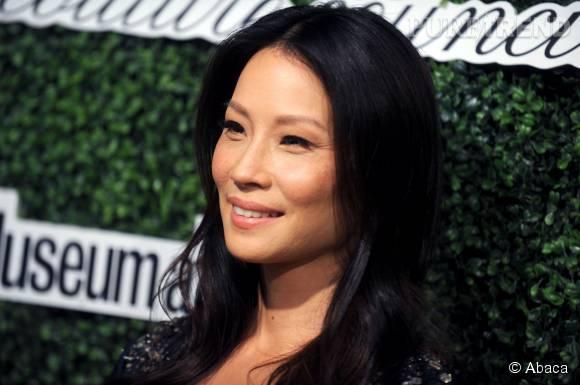 Lucy Liu est devenue maman à 46 ans.