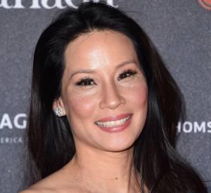 Lucy Liu a baptisé son fils Rockwell LLoyd.