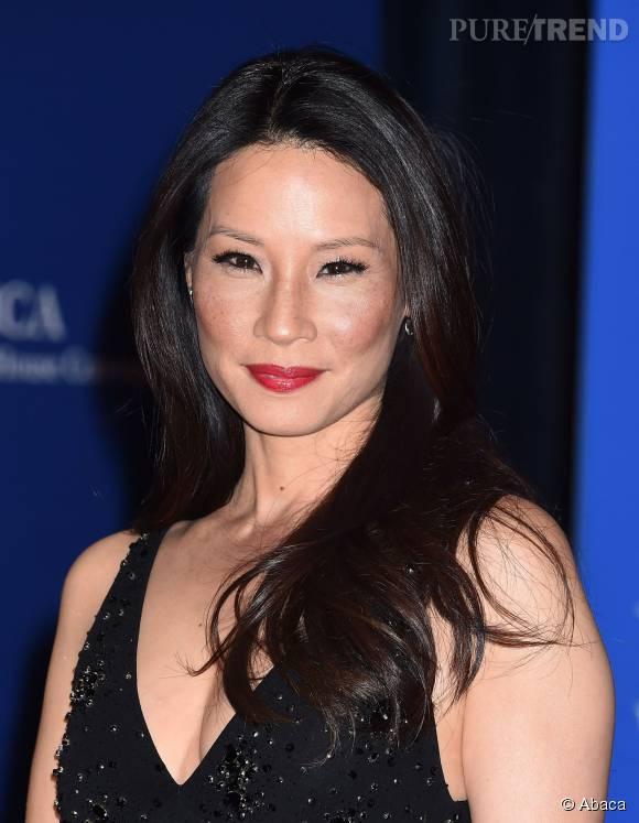 Lucy Liu n'a pas attendu le prince charmant pour devenir maman.