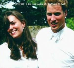 L'histoire de la vraie rencontre entre Kate Middleton et le prince William.